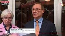 Affaire Sarah Abitbol : Didier Gailhaguet annonce sa démission (vidéo)