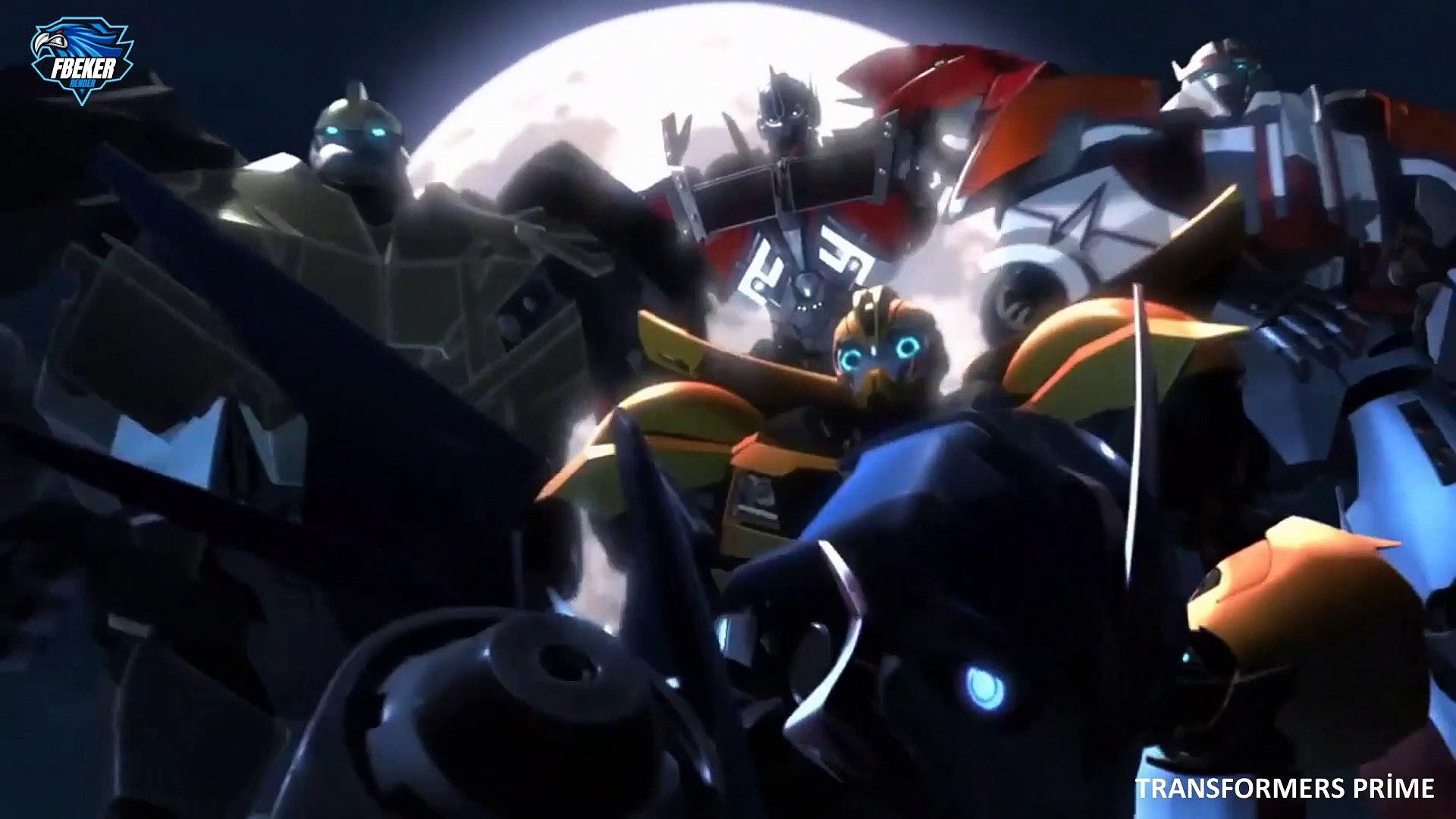 Transformers Prime 31.Bölüm Operasyon Bumblebee Kısım 2 Full Hd