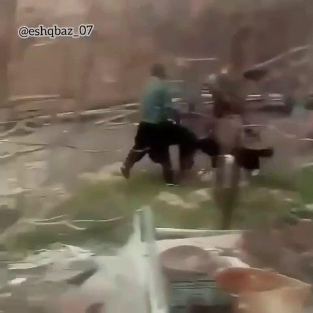 iRAN SARABi COBAN KOPEGi KISKIRTMA SONRASI SALDIRI - iRANiAN SARABi SHEPHERD DOG ATTACKiNG