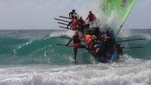 Yole Martiniquaise 2020 : Les grands marins français découvrent la Yole martiniquaise