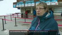 "A Contamines, les vacanciers ""inquiets"" après l'annonce ce cinq cas de coronavirus 2019-nCoV dans la station de ski"