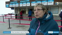 Coronavirus 2019-nCoV : cinq nouveaux cas identifiés en Haute-Savoie