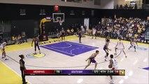 Shaq Buchanan with the big dunk
