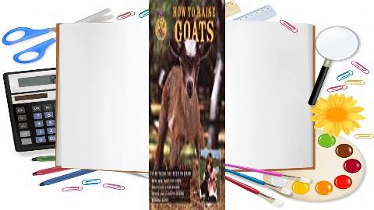 How to Raise Goats  Best Sellers Rank : #5