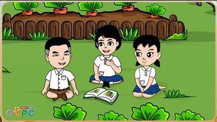 สื่อการเรียนการสอน รื่นรสสักวา ตอนที่ 2ป.2ภาษาไทย
