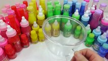 Edy Play Toys - Bingo Song - All Colors Slime Water Clay Glitter Toys DIY Learn Colors Toys For Kids