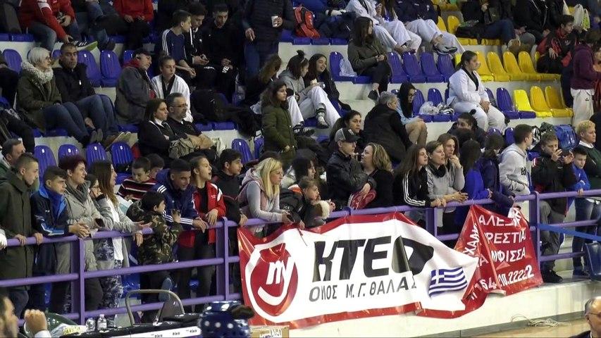 Ανοιχτό διασυλλογικό πρωτάθλημα Τάε Κβον Ντο Ν. Ελλάδας στη Χαλκίδα