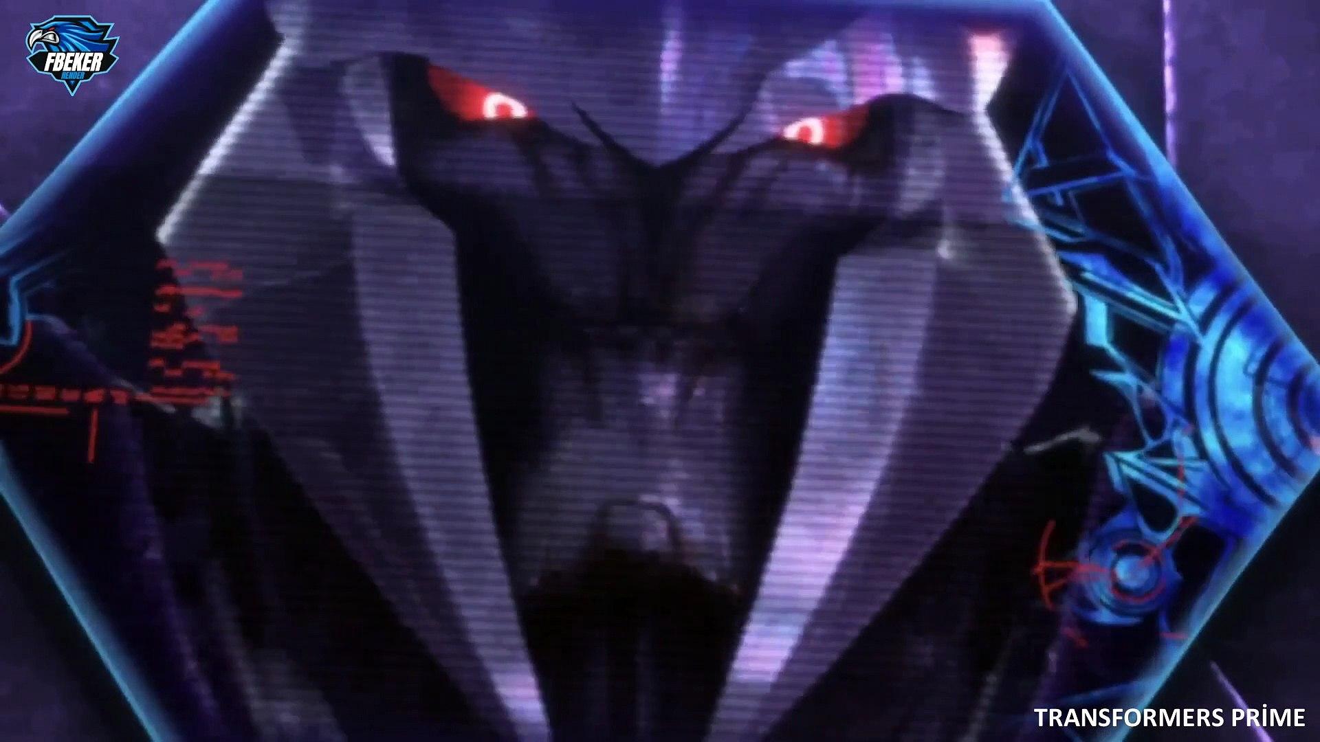 Transformers Prime 33.Bölüm Çapraz Ateş Full Hd
