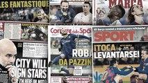 L'Italie sous le choc après la défaite de la Juve, l'avenir de Pep Guardiola pose question à Manchester City