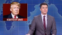 Weekend Update: Trump Acquitted