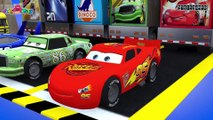 Learning Color Disney Pixar Cars Lightning McQueen Transforming magic Tunnel Play for kids car toys
