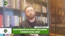 Konyasporda Aykut Kocaman dönemi sona erdi! Yeni teknik direktör adayları kim?