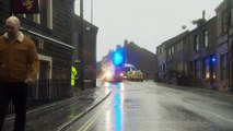 Flooding in Yorkshire as Storm Ciara sweeps across UK
