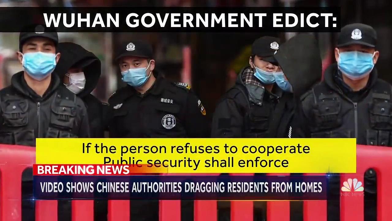 First American Dies From Coronavirus In Wuhan, China – NBC Nightly News