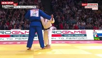 Teddy Riner : battu pour la première fois en dix ans (vidéo)