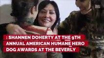 Shannen Doherty malade : Holly Marie Combs, en colère, s'explique sur son silence