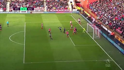 Sheffield United - Bournemouth (2-1) - Maç Özeti - Premier League 2019/20