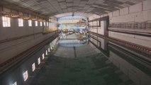 Un canal que mide más de 6 piscinas olímpicas, para probar barcos