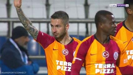 Galatasaray 2-0 Kasimpasa: Goal Adem Buyuk