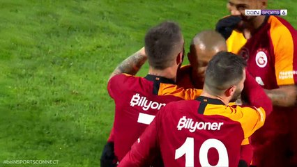 Galatasaray 3-0 Kasimpasa: Goal Adem Büyük