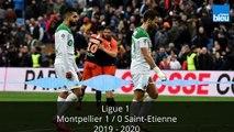 Montpellier / Saint-Etienne (1-0) - 2019 - 2020 Ligue 1