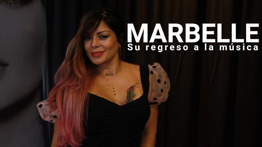 Marbelle habla sobre 'Adicta al dolor' y su regreso a la música