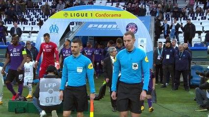 Le résumé vidéo de Marseille/TFC, 24ème journée de Ligue 1 Conforama