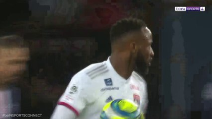 PSG 3-2 Lyon: Goal Moussa Dembele