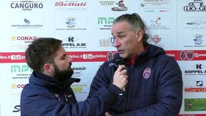 Felino - Bibbiano 0-0 HIGHLIGHTS e INTERVISTE