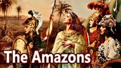 Legend of the Amazon Warrior Women - Full Documentary