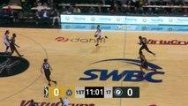 Roger Moute a Bidias (15 points) Highlights vs. Austin Spurs