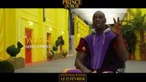 Le Prince Oublié Film - Making Of