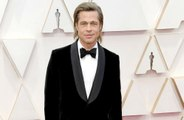 Brad Pitt dedicates Oscars win to kids