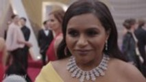 Mindy Kaling Wants Brad Pitt and Laura Dern to Kiss On Stage | Oscars 2020