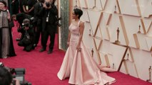 Regina King Oscars 2020 Red Carpet Arrival