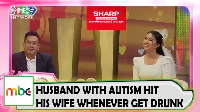 Hitting his wife when he gets drunk - a worst husband ever