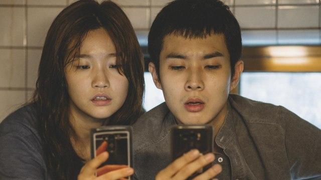 Dark Comedy 'Parasite' Nabs Oscar For Best International Film