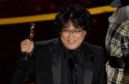 Parasite wins Original Screenplay Oscar