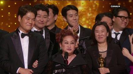 Parasite reçoit l'Oscar du Meilleur Film - Oscars 2020