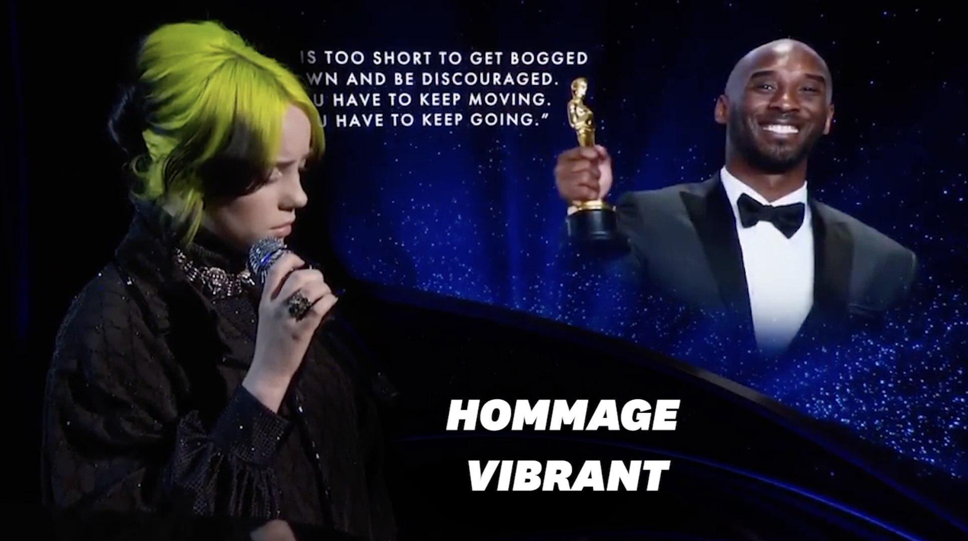 Oscars 2020: Billie Eilish chante