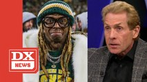 Skip Bayless Questions San Francisco 49ers For Partying With Lil Wayne After Losing Super Bowl LIV