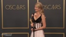 Laura Dern Discusses Best Supporting Actress Win for 'Marriage Story' Backstage at Oscars 2020