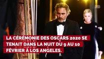 Oscars 2020 : Joaquin Phoenix, Renee Zellweger, Parasite...découvrez le palmarès de la cérémonie