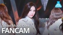 [예능연구소 직캠] LOONA - So What(HEEJIN), 이달의 소녀 - So What(희진) @Show!MusicCore 20200208