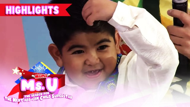 Yorme talks about his new hair style | It's Showtime Mini Miss U