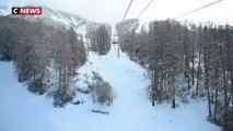 Des stations de ski en difficulté avec le manque de neige