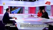 Best Of Bonjour chez vous ! Invité politique : Laurent Saint-Martin (10/02/19)