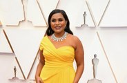 Mindy Kaling was 'thrown off by Brad Pitt's good looking-ness' at the Oscars