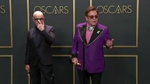 Elton John: Oscar win is an affirmation of hard work
