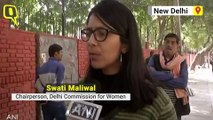 DCW Chief Swati Maliwal Condemns 'Molestation' Incident at Gargi College